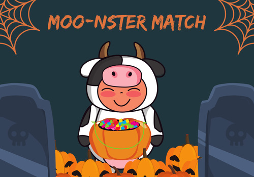 Moo-nster Match