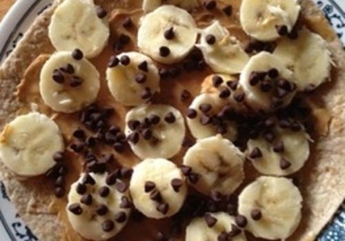Easy Peanut Butter Roll Ups