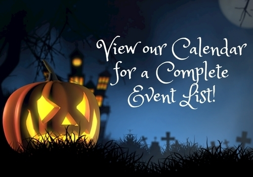 View our calendar for a complete event list