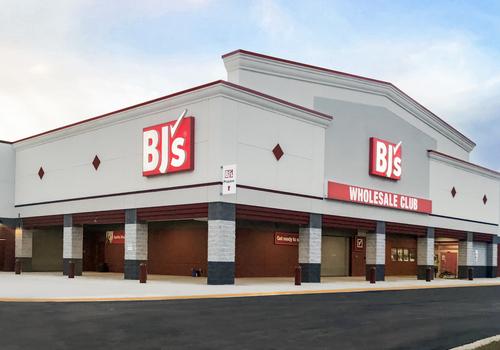 BJ's Wholesale store front