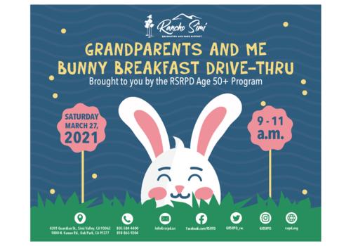 March 27, 2021 Bunny Breakfast