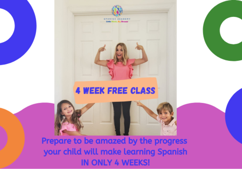 Spanish Academy Little Minds Big Dreams Free Spanish Classes