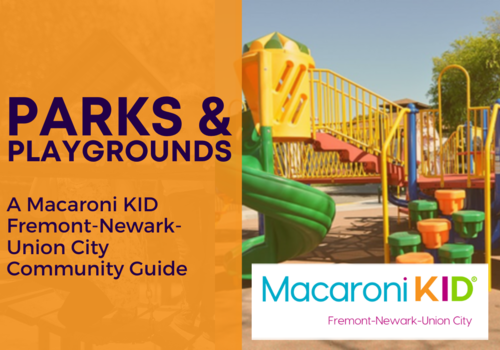 Tri-City Parks and Playgrounds Guide Parks in Fremont, Newark, Union City
