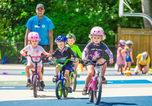 Pedalheads will teach your kids to bike