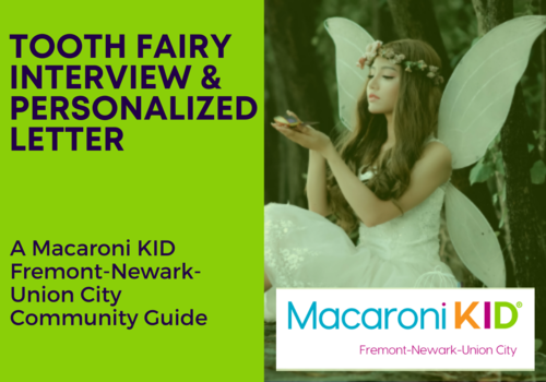 An Interview with the Tooth Fairy PLUS a FREE Personalized Letter
