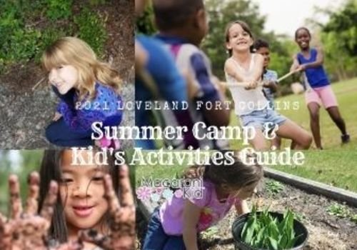 2021 Summer Camp & Kid's Activities Guide