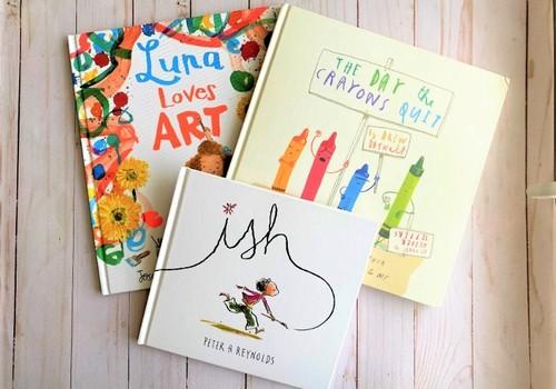 Favorite Children's Books about Art