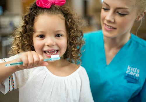Kids Care Dentist Roseville CA