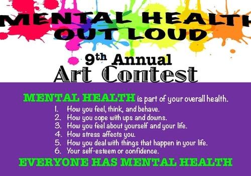 Mental Health Art Contest