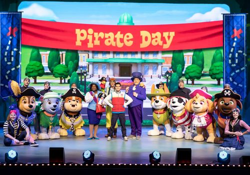 PAW Patrol Live! The Great Pirate Adventure is coming to Birmingham, Alabama to the BJCC and we have tickets to giveaway!