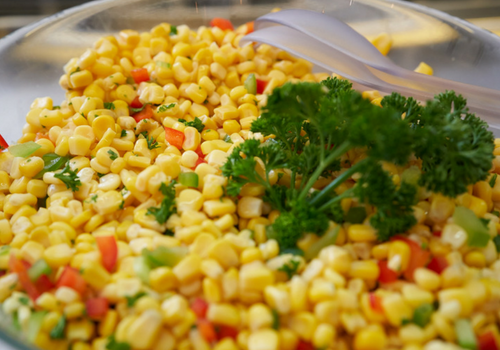 Cooking With Kids: Grilled Corn Salad