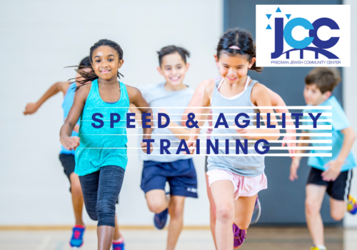 JCC Speed and Agility Training
