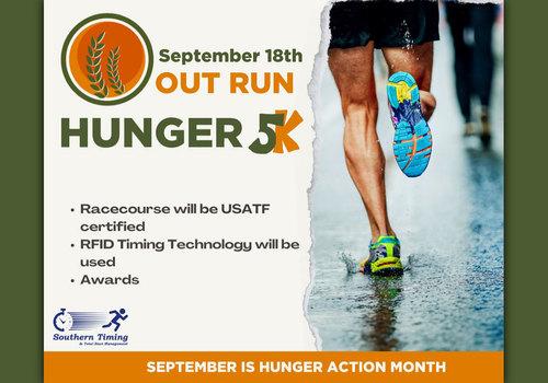 2021 Out Run Hunger 5K
