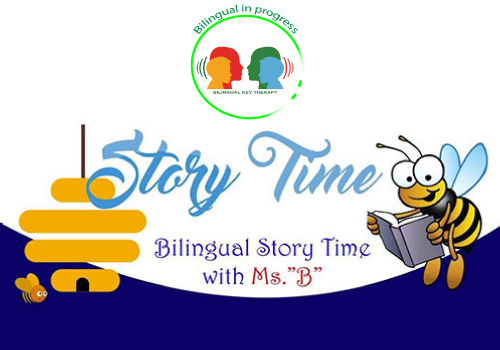 Bilingual Story Time with Ms. B