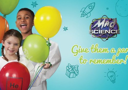 Mad Science Birthday Party