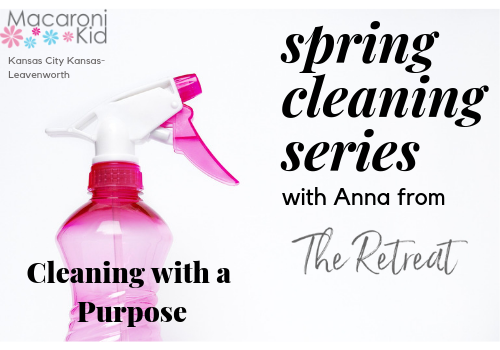 Cleaning with a Purpose