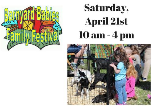 Barnyard Babies Family Festival