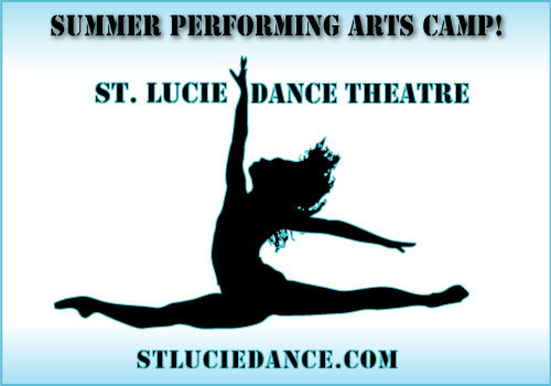 St. Lucie Dance Theatre Summer Performing Arts Camp