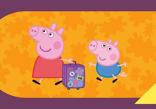Pig characters