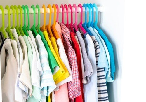 Best Tips for Organizing Kids' Closets
