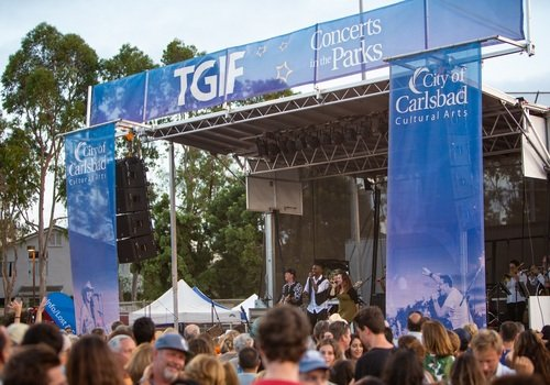 TGIF Concerts and Parks