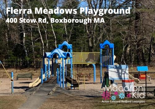 Flerra Meadows playground