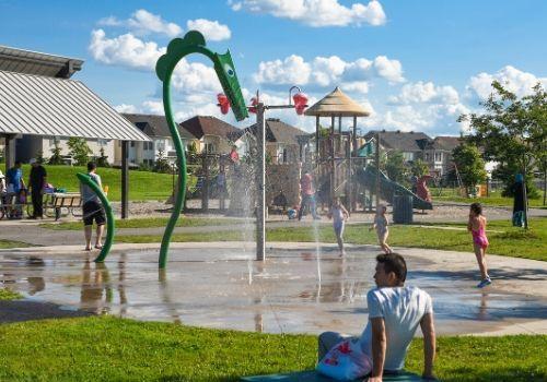 Ottawa Splash Pad