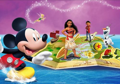 Mickey's Search Party
