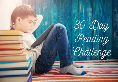 30 Day Reading Challenge