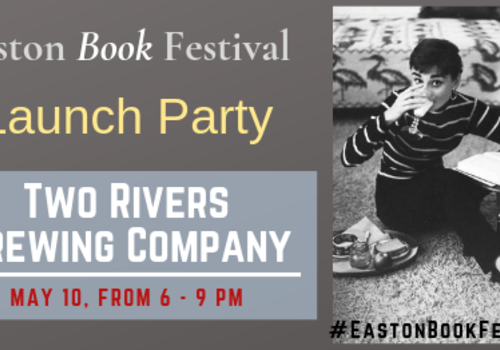 Two Rivers Brewing Company Easton Book Festival Launch Party May 10 2019 Easton PA