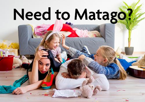 MATAGO Massage On Demand