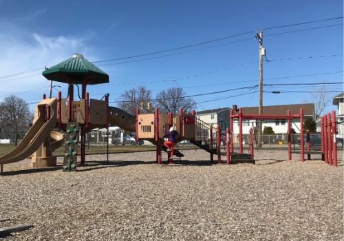 Kenberma Playground in Hull MA