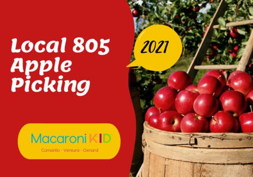 Local 805 Apple Picking , Camarillo , Oxnard , Camarillo , Apple Picking