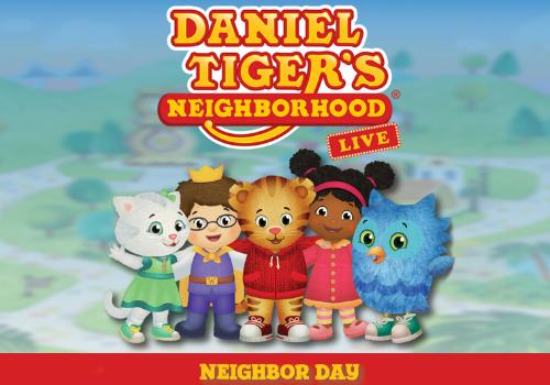 Daniel Tiger Giveaway