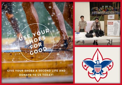 2021 Boy Scout Troop 499 Shoe Drive