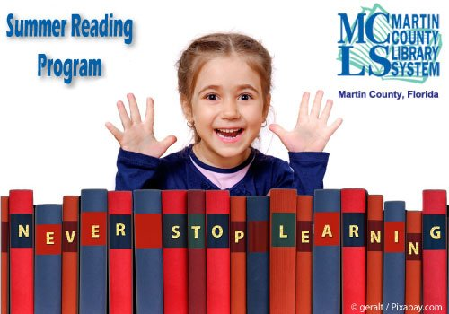 Martin County Library System Summer Reading Program