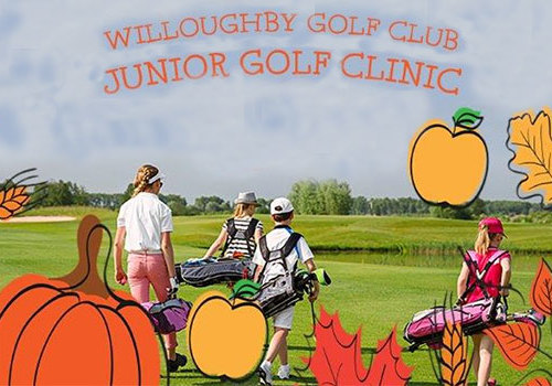 Willoughby Golf Club Thanksgiving Junior Golf Clinic