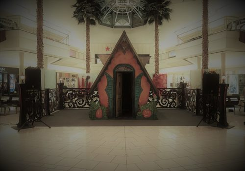 Batty Manor Halloween Event at The Gardens Mall