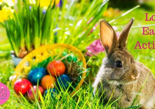 Easter events & activities in Roseville Rocklin Lincoln CA
