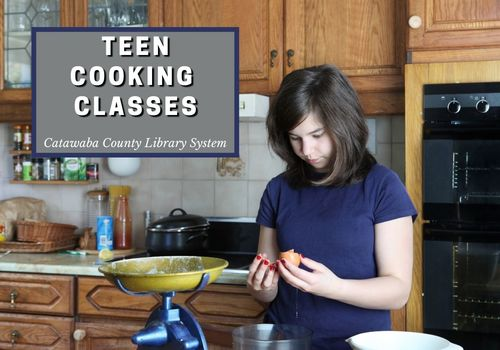 Virtual Cooking Classes for Teens