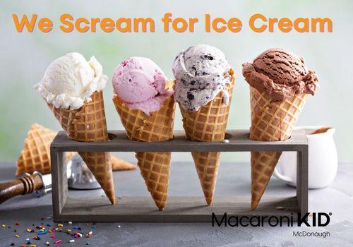 Ice Cream Article Header
