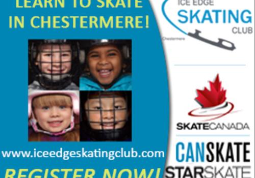 Skating Lessons Chestermere