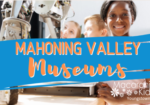 Listing of Museums in Youngstown and the Mahoning Valley
