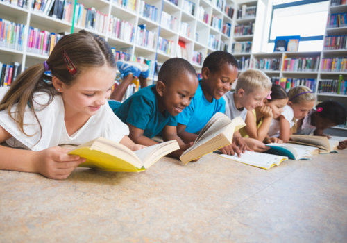 Simpson Library's Summer Reading Program