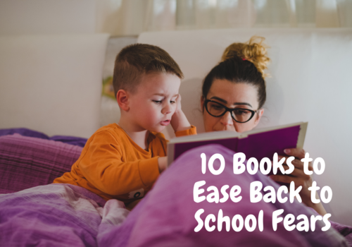 books for back to school