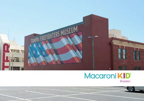 Tampa Firefighters Museum Mural