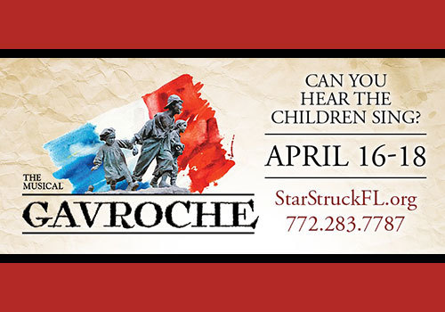 Gavroche at StarStruck Performing Arts Center