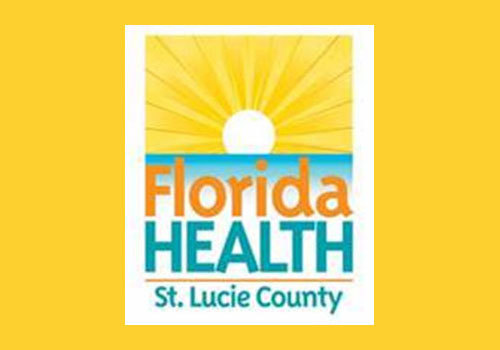 Florida Health Department St. Lucie County Logo