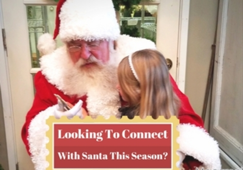 connect with santa
