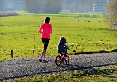 7 ways to exercise as a family